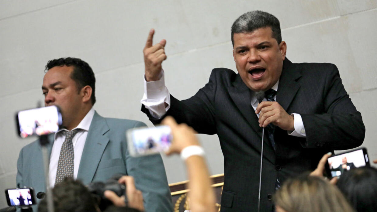 Venezuela Approves Two Parliamentary Speakers In Two Separate Votes
