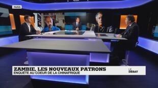 Le Débat de France 24 - Monday March 29, 2021
