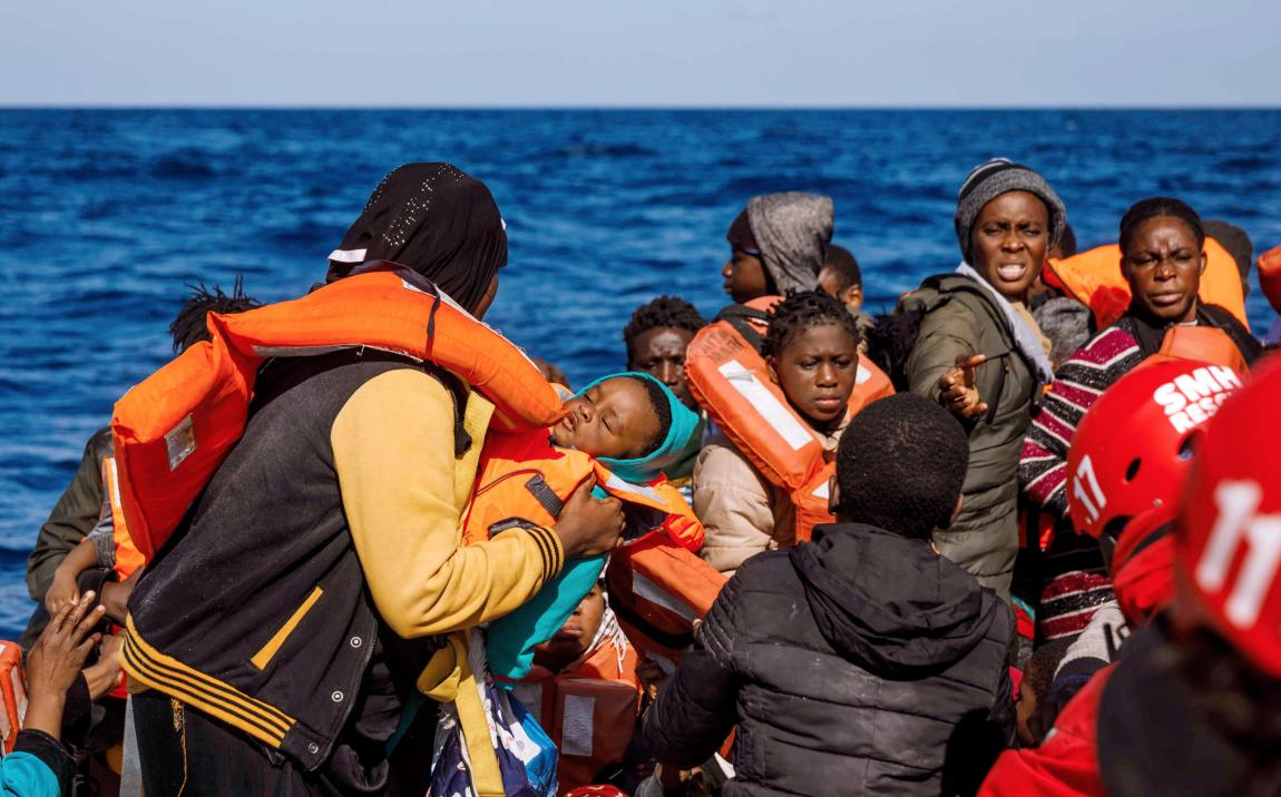 European governments closed borders and asylum claims stopped, stranding thousands of refugees.