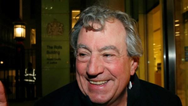 Le comédien Terry Jones, des Monty Python, est mort à l