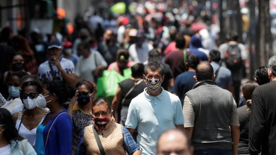 México supera a Perú como el segundo país con más contagios de Latinoamérica