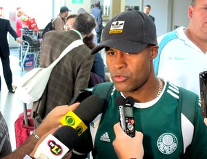 Marcos Assunção, Palmeiras. Desembarque