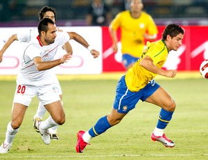 alexandre pato brasil amistoso irã