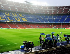 camp nou barcelona x real madrid (Foto: Getty Images)