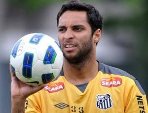 Ibson, do Santos (Foto: Ivan Storti/Divulgação Santos FC)