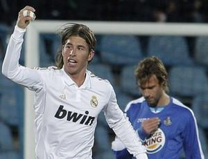 Sergio Ramos gol Real Madrid (Foto: EFE)