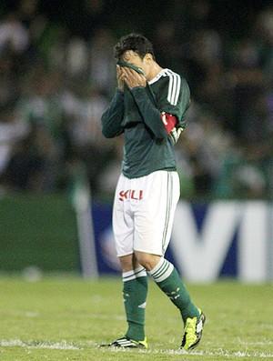 Kleber Palmeiras x Coritiba (Foto: Ag. Estado)