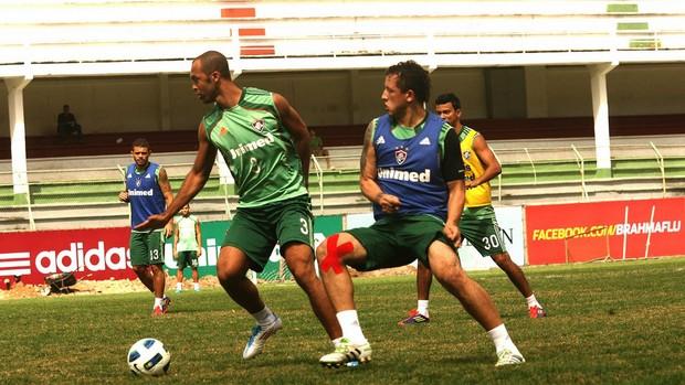 leandro euzébio fluminense (Foto: Nelson Perez/FluminenseF.C.)