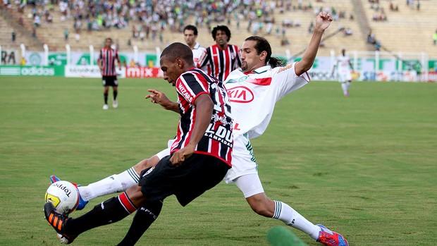 Paulo Miranda são Paulo Barcos Palmeiras barcos palmeiras são paulo (Foto: Fernando Calzzani / Agência Estado)
