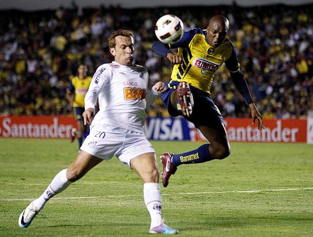 Zé Eduardo Santos Mosquera América-MEX (Foto: Reuters)