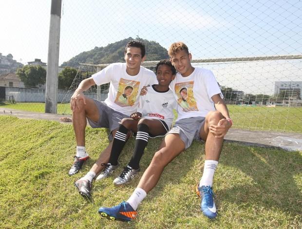 Neymar Ganso (Foto: Divulgação)