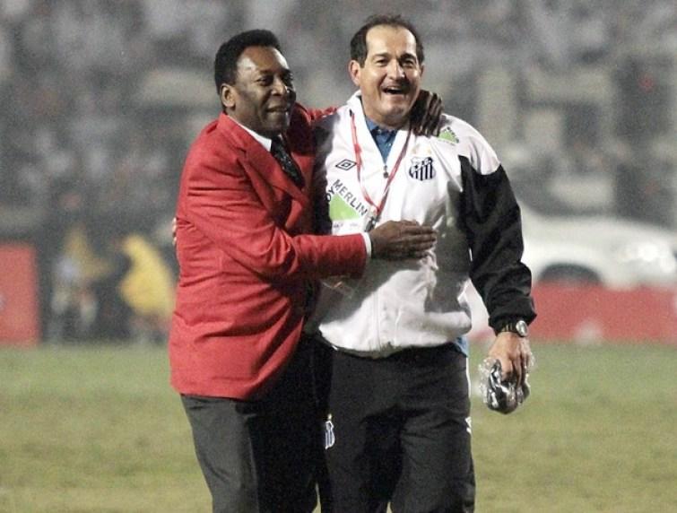 Em dois meses, Muricy acerta o Santos e conquista a América |  globoesporte.com