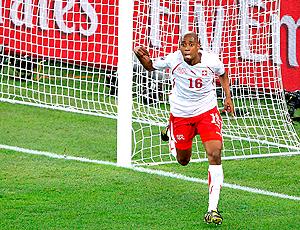 Gelson Fernandes Suíça, gol