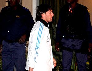 Messi Argentina Polokwane