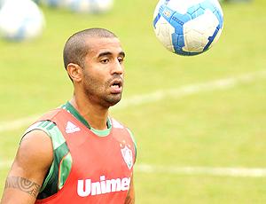 Júlio César treino Fluminense