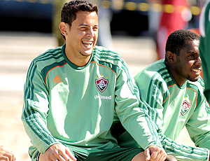 Fernando Henrique, treino Fluminense
