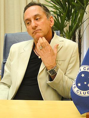 Dimas Fonseca Cruzeiro (Foto: Valeska Silva / Globoesporte.com)