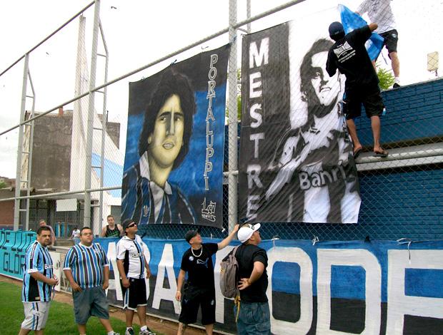 Grêmio Faixas Renato Gaúcho