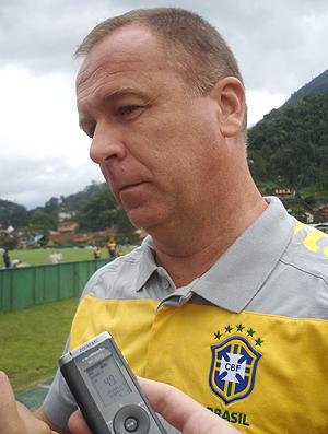 Mano Menezes Seleção Sub-20