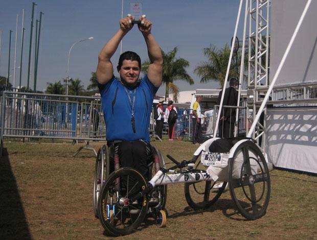 Aranha maratona são paulo (Foto: Lucas Loos/Globoesporte.com)
