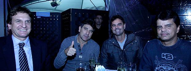 Renato Gaúcho camisa nova Grêmio Renato Gaúcho (Foto: Wesley Santos / PressDigital)