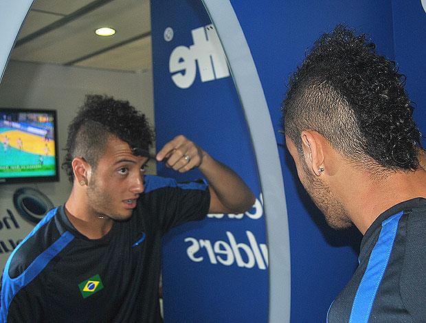 rafael seleção brasileira futebol pan guadalajara (Foto: João Gabriel Rodrigues/Globoesporte.com)