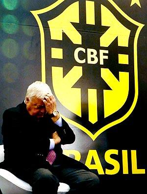 Ricardo Teixeira presidente da CBF (Foto: Marcos Ribolli / GLOBOESPORTE.COM)