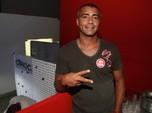 Romário (foto de arquivo) (Foto: Raphael Mesquita e Ari Kaye/Divulgação)
