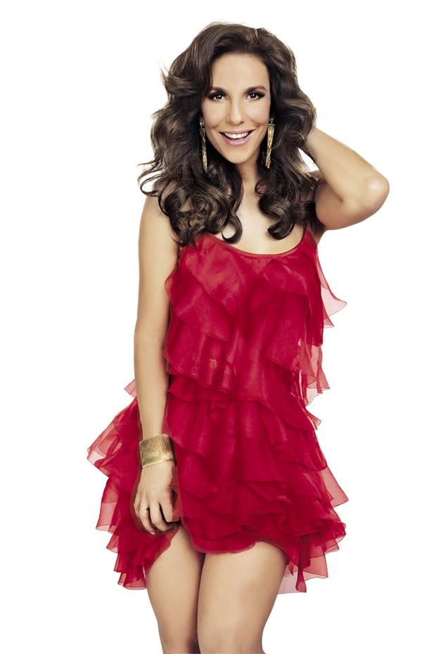 Ivete Sangalo na capa da revista Claudia de novembro (Foto: Divulgação/Divulgação)