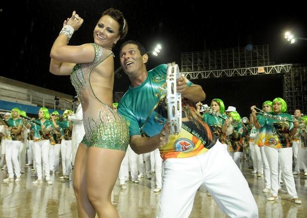 Viviane Araújo (Foto: Francisco Cepeda  / AgNews)