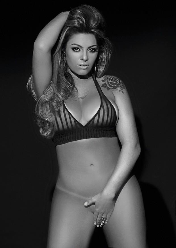 Monique, ex-BBB (Foto: Divulgação)