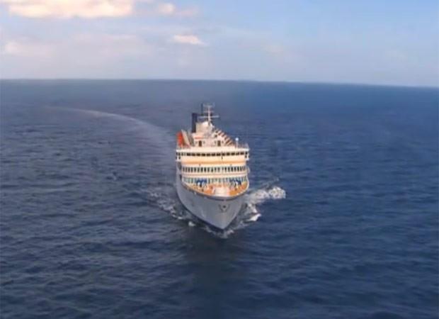 Barco da Cienciologia (Foto: Reprodução/Site oficial)