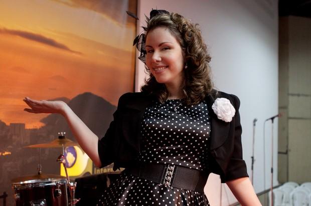 Sarah Sheeva no Culto das Princesas (Foto: Jessica Monstans / EGO)