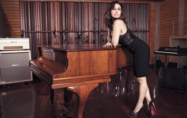 Maria Rita na revista Rolling Stone (Foto: Jorge Lepesteur/Revista Rolling Stone)