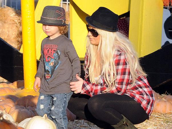 Christina Aguilera (Foto: Agência Brainpix)