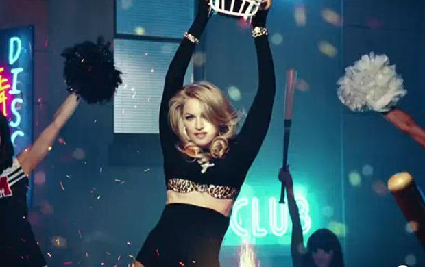 Madonna (Foto: Reprodução / YouTube)