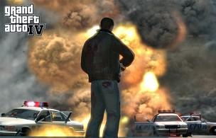 GTA IV, da Rockstar, requer bastante memória e processamento gráfico (Foto: divulgação)