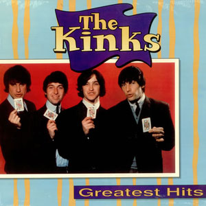 The Kinks - 'Greatest hits'