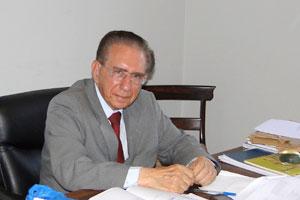 Rui Mourão - Diretor do Museu da Inconfidência