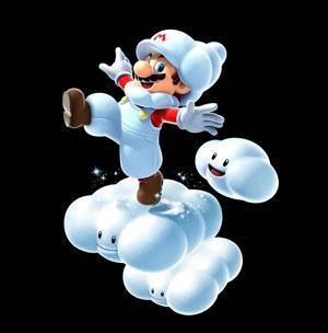 A partir de 'Super Mario bros. 3', roupas deram habilidades especiais ao encanador.