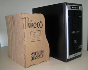 Gaúcho cria computador de papelão que consome menos energia