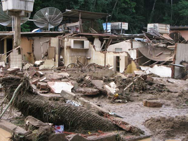 Chuvas em Itaipava