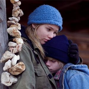 Jennifer Lawrence, a protagonista de 'Inverno da alma'.  (Foto: Divulgação)