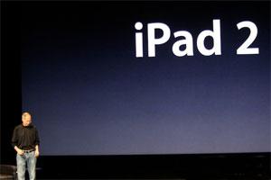 Steve Jobs, durante apresentação do novo iPad (Foto: Beck Diefenbach/Reuters)
