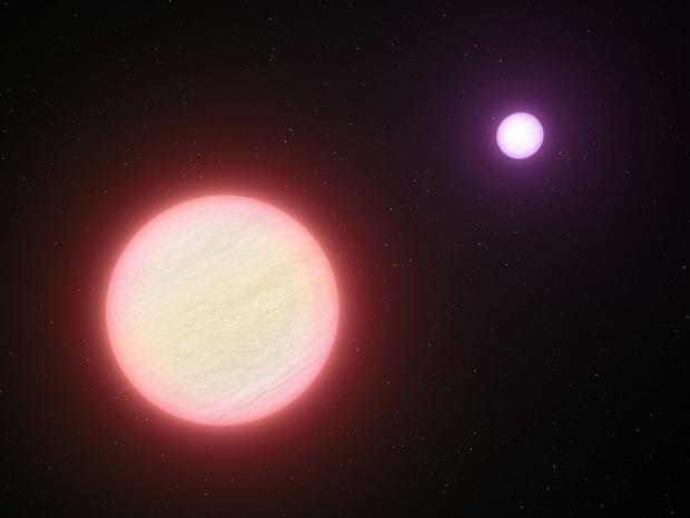 Anã-marrom fria 1 (Foto: ESO)