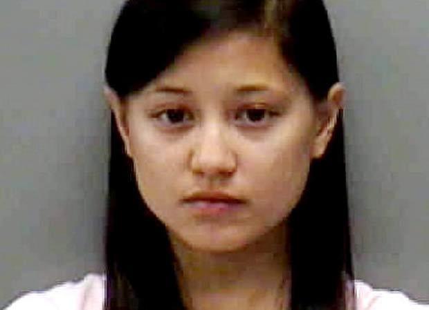 Rachel Anne Hachero ameaçou a mãe após ela se negar a comprar carro. (Foto: Divulgação)