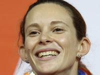Fabiana Murer, atleta (Foto: Agência Estado)