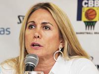 Hortência Marcari, ex-jogadora de basquete (Foto: Nelson Almeida/FotocomNet)
