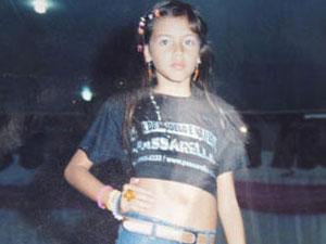 Larissa dos Santos Atanázio, vítima do atirador em Realengo (Foto: Reprodução)