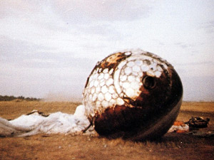 Vostok 1a (Foto: ESA)